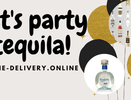Let's party start with Tequila.
